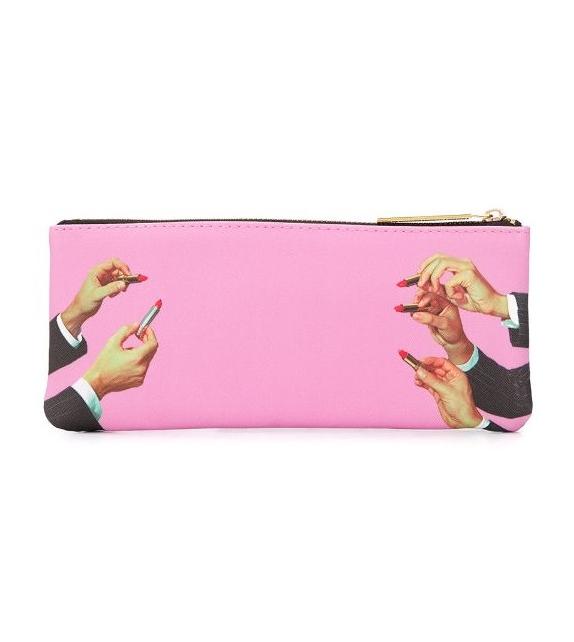 Pronta consegna - Lipsticks Pink Seletti Astuccio