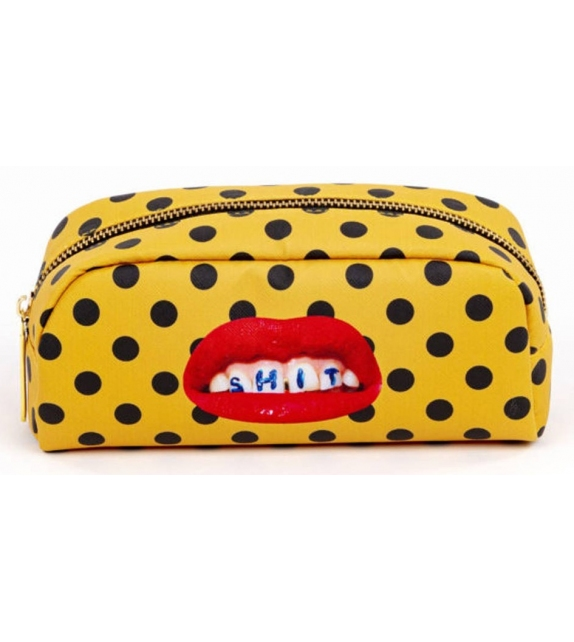 Ready for shipping - Shit Seletti Clutch Bag
