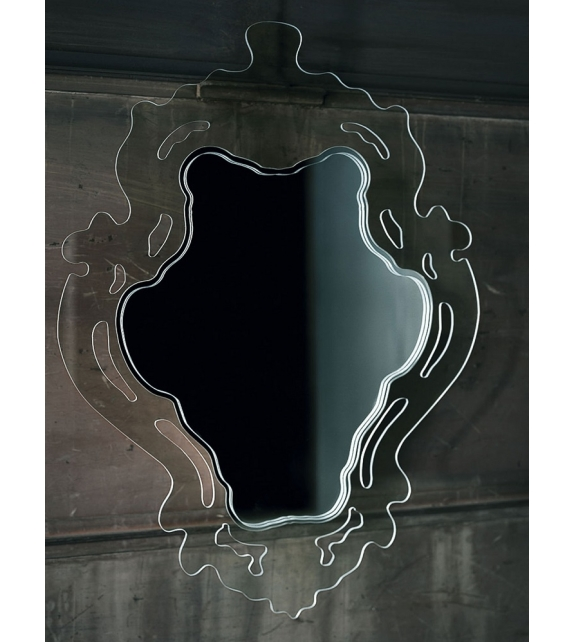 Rokokó Espejo Glas Italia
