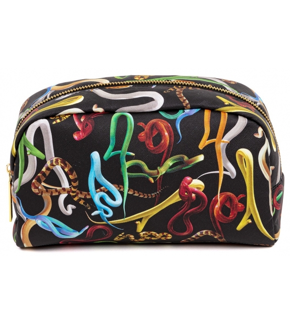 Ready for shipping - Snakes Seletti Beauty Case