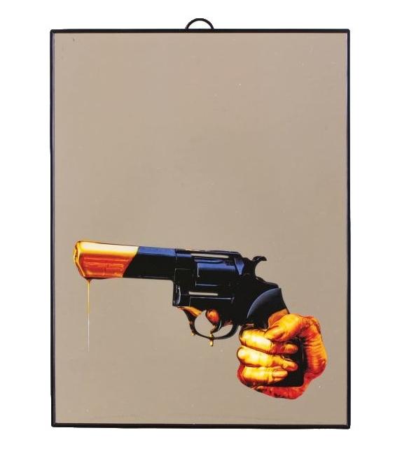 Pronta consegna - Revolver Seletti Specchio