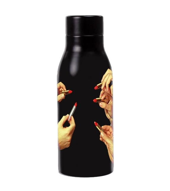 Ready for shipping - Lipstick Seletti Thermal Bottle