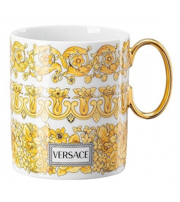 Medusa Rhapsody Rosenthal Versace Bicchiere con Manico