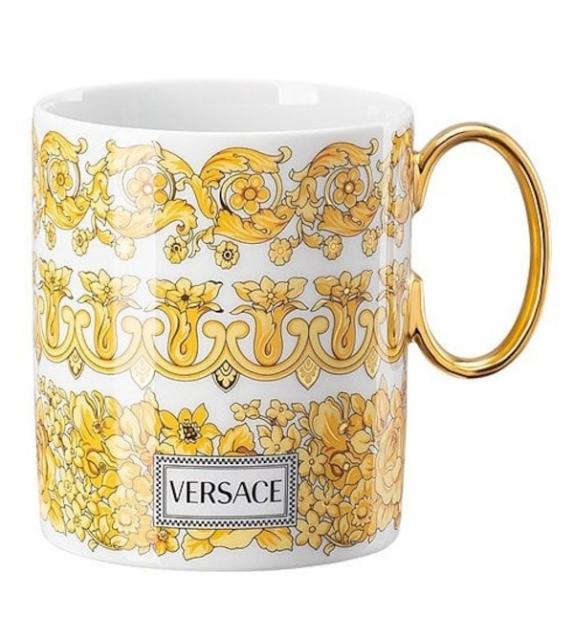 Medusa Rhapsody Rosenthal Versace  Verre avec Poignée