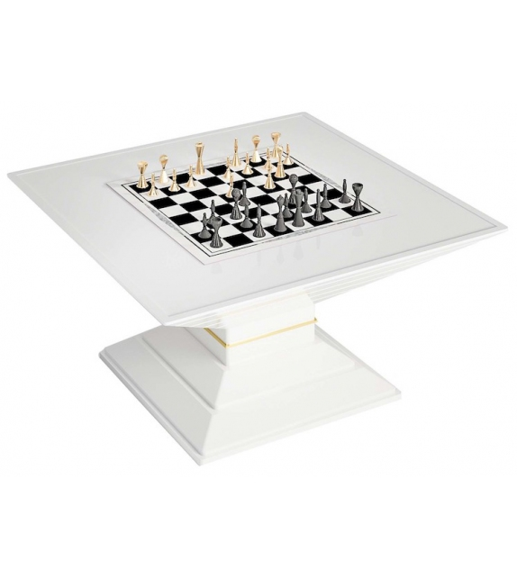 Squared Game Vismara Chess table