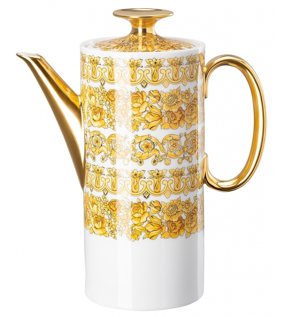 Medusa Rhapsody Rosenthal Versace Kaffeekanne