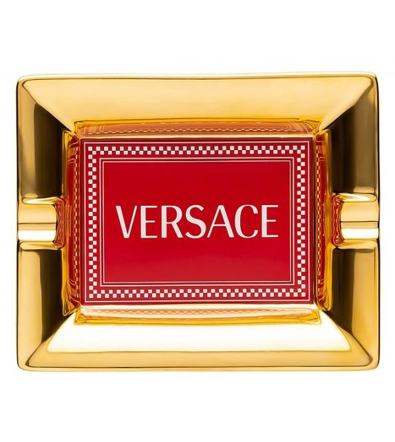 Medusa Rhapsody Red Rosenthal Versace Ascher