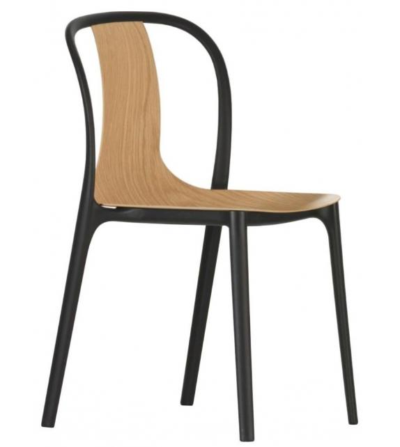 Belleville Chair Wood Vitra