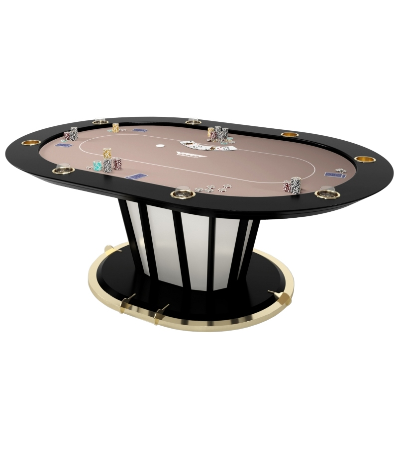 Poker Table 219 Vismara Pokertisch