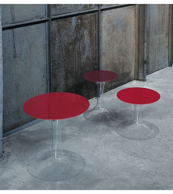 Funghetti Low Tables Glas Italia