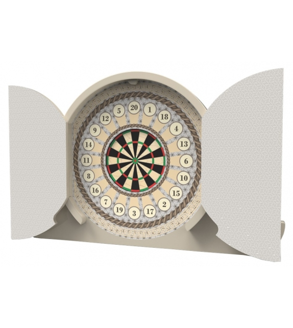Darts Cabinet Set Vismara Dartspiel