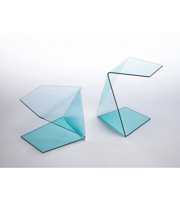 Harold and Maude Low Table Glas Italia