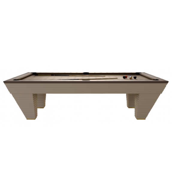 Newde Pool Table Vismara Billardtisch