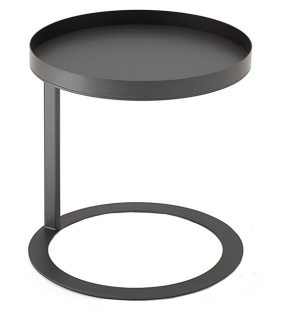 Ready for shipping - Tethys Living Divani Side Table With Tray
