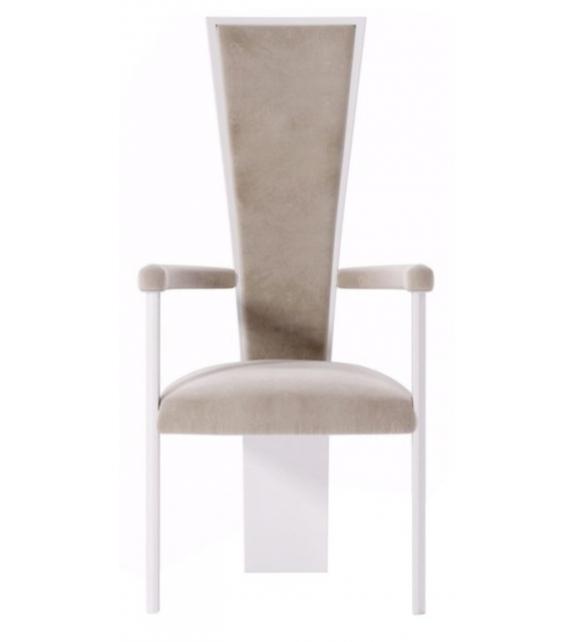 Upholstered Chair Vismara Poltroncina