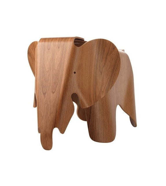 Eames Elephant Plywood Vitra Hocker