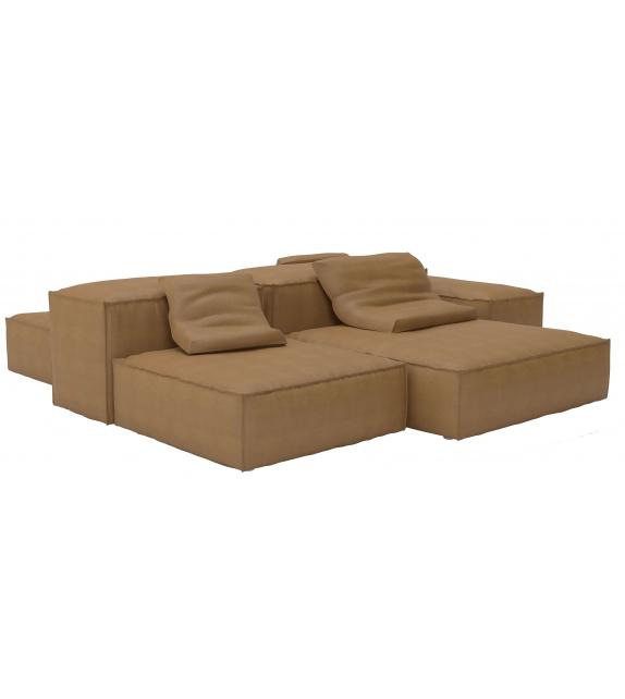 Ready for shipping - Extrasoft Living Divani Sofa