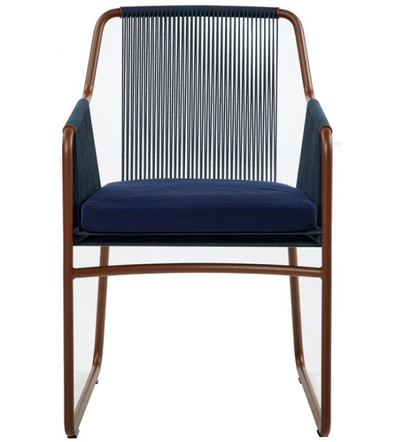 Harp 359 Armchair With Cushion Roda