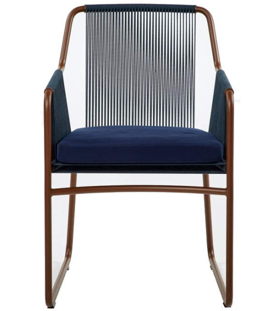 Harp 359 Fauteuil Avec Coussin Roda