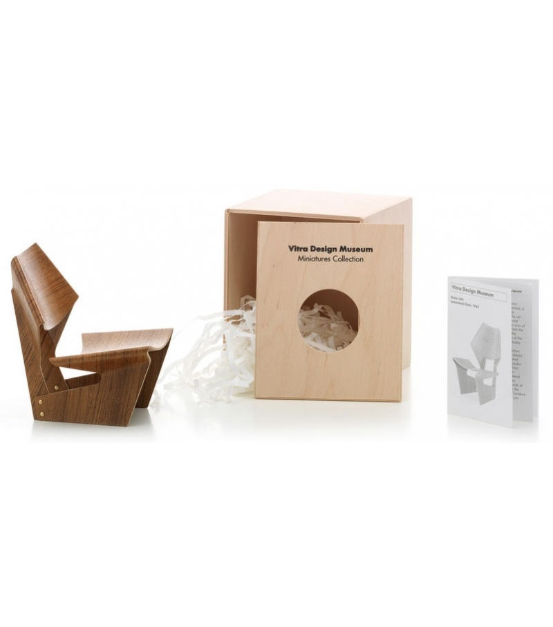 Miniatur Laminated Chair, Grete Jalk