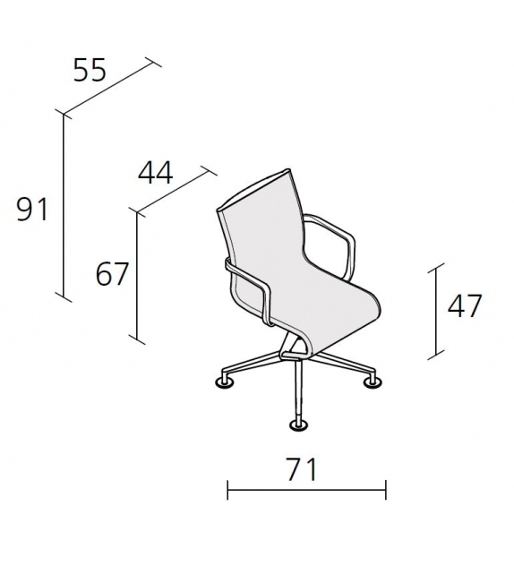 Meetingframe - 437 stuhl