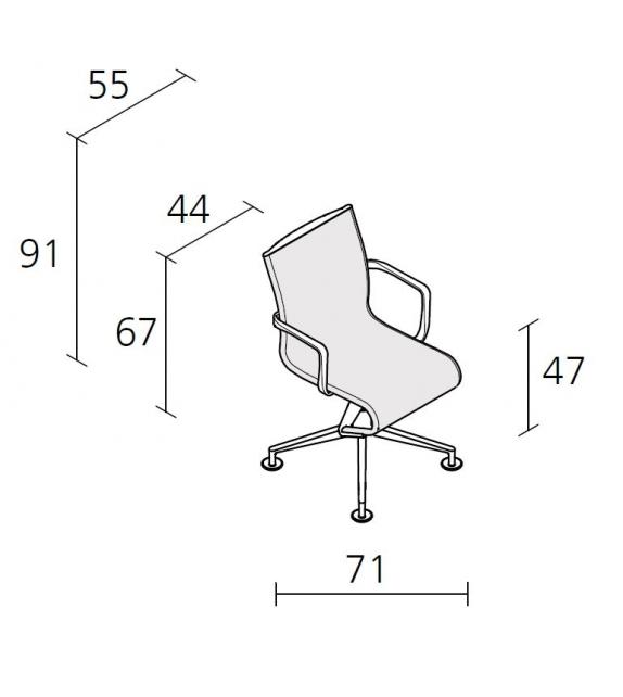 Meetingframe - 437 sedia