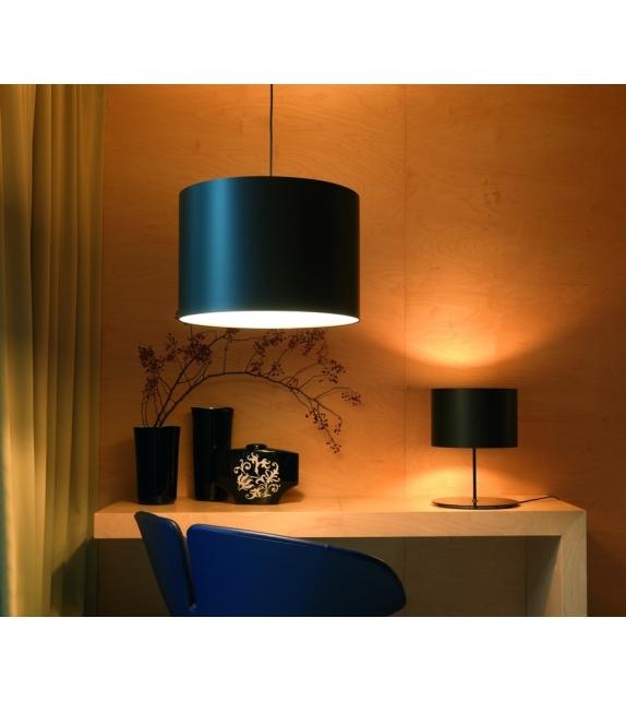 Half Moon Suspension Lamp Karboxx
