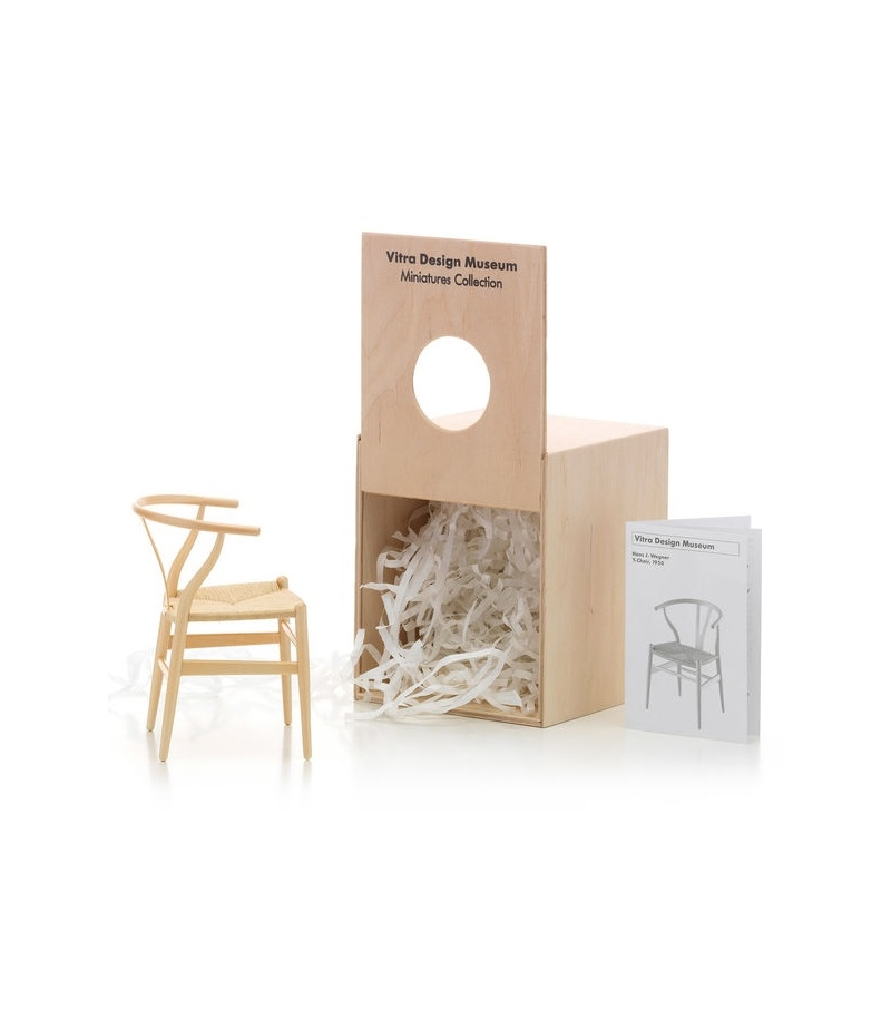 Miniature Y-Chair, Wegner