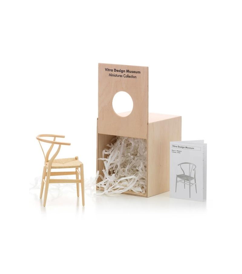 Miniature Y-Chair, Wegner