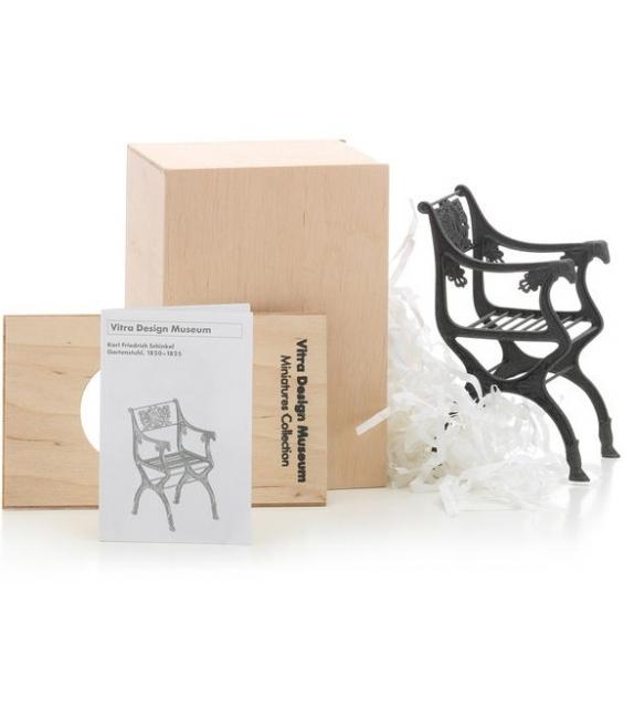 Miniature Gartenstuhl, Schinkel