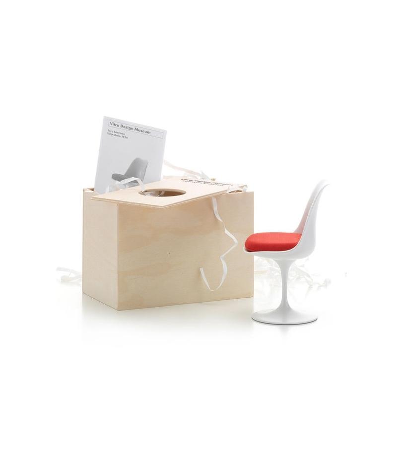 Miniature Tulip chair, Saarinen
