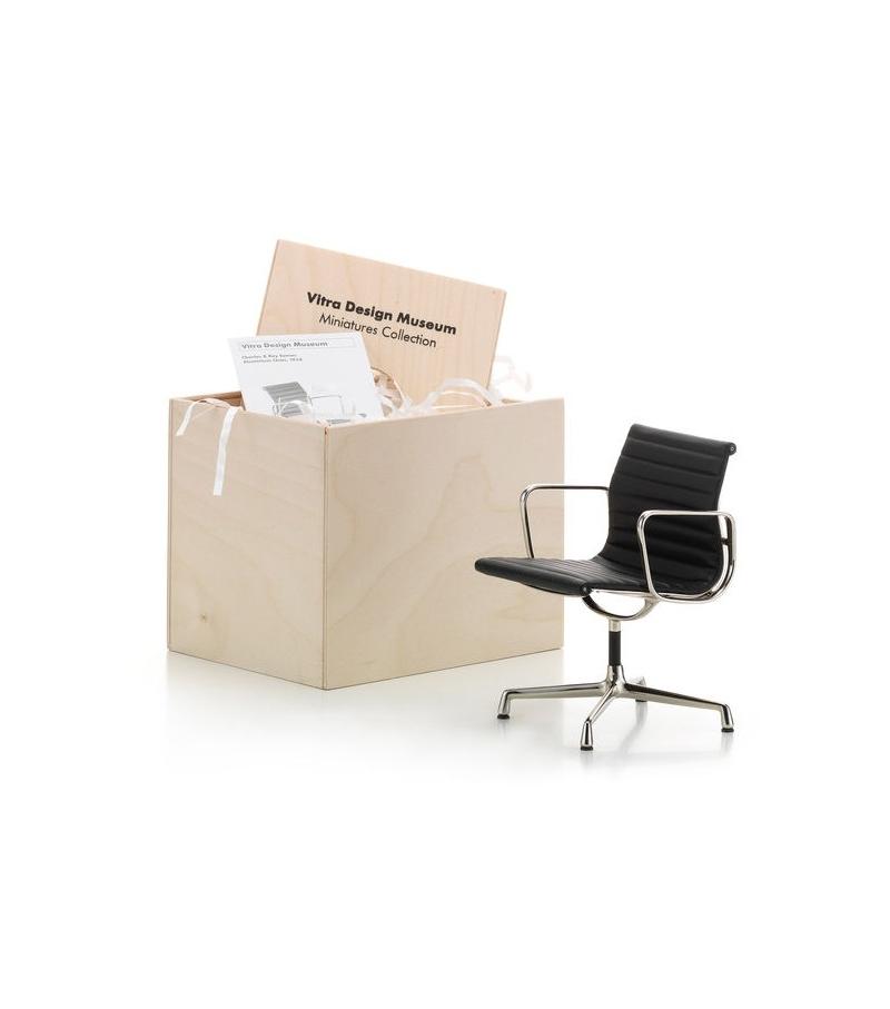 Miniature Aluminium chair, Eames