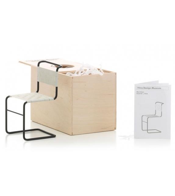 Miniature Stuhl W1, Stam