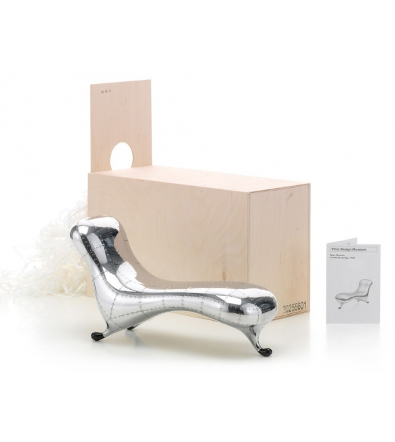 Miniature Lockheed Lounge, Newson