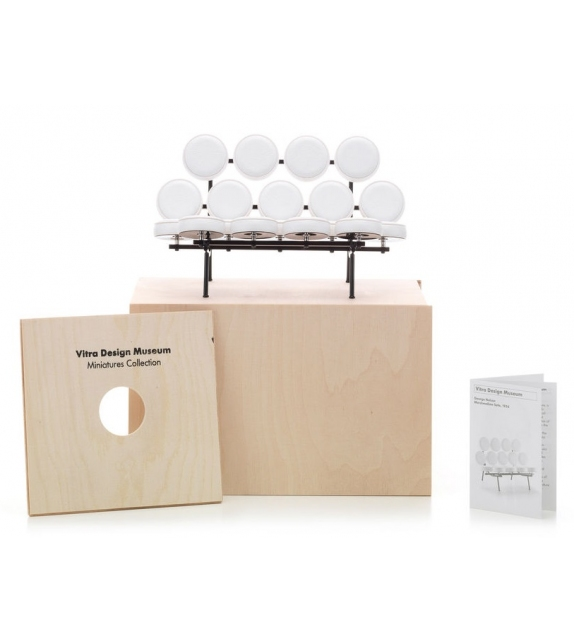 Miniature Marshmallow sofa