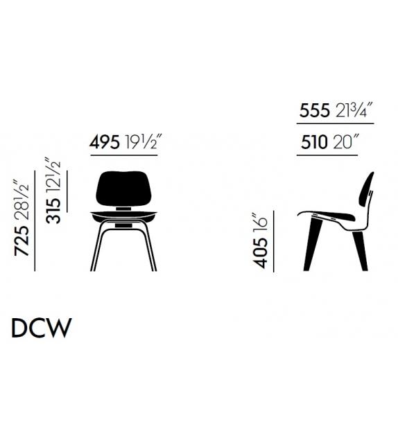 Plywood Group DCW sedia