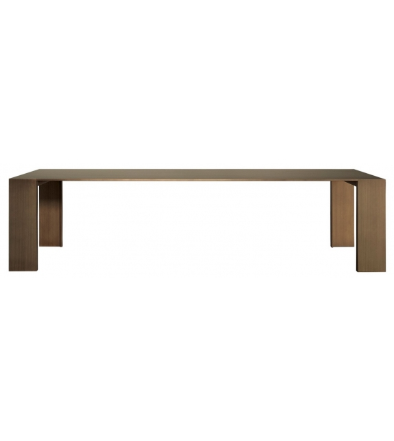 Versandfertig - Metallico Porro Tisch
