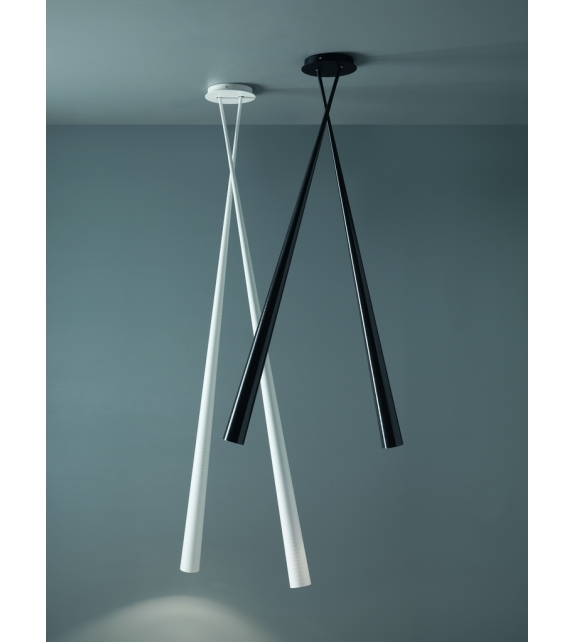 Drink 175 Bicono Ceiling Lamp Karboxx
