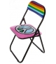 Ready for shipping - Peace Seletti Folding Chair