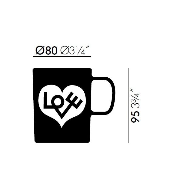 Coffee Mug Vitra Jarra