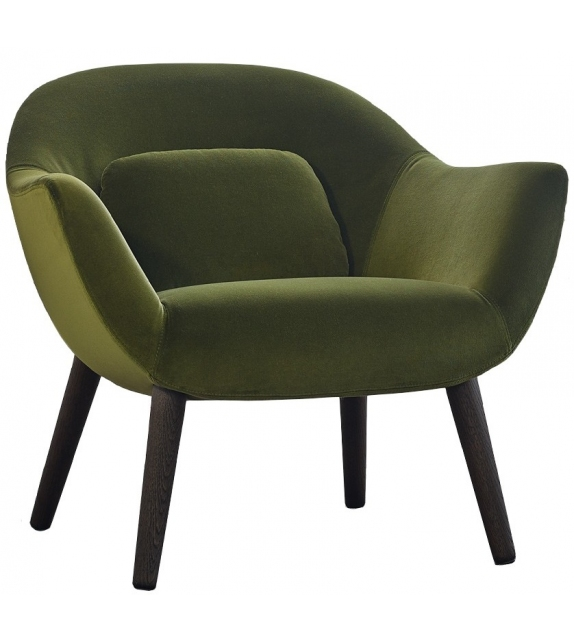 Mad Chair Fauteuil Poliform