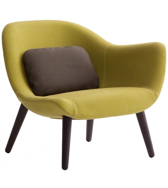 Mad Chair Fauteuil Avec Accoudoir Poliform