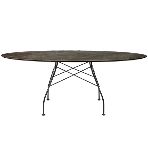Versandfertig - Glossy Kartell Tisch