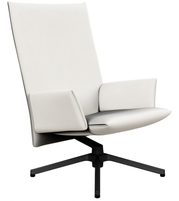 Pilot Chair High With Armrests Knoll