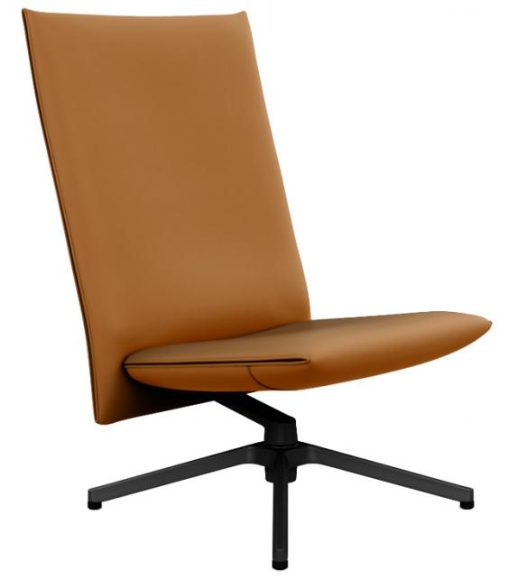 Pilot Chair Poltrona Alta Knoll