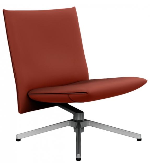Pilot Chair Poltrona Bassa Knoll