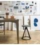 Piton™ Indoor Fixed Height Stool Knoll