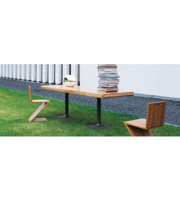 LC11-P Table Cassina