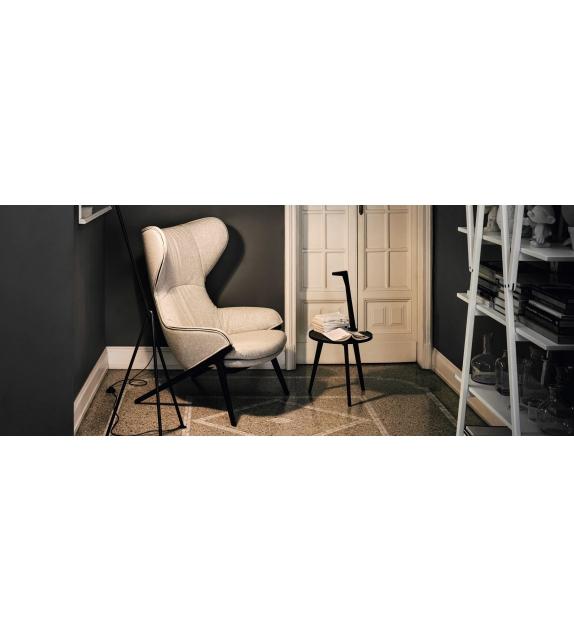 395 P22 Armchair Cassina