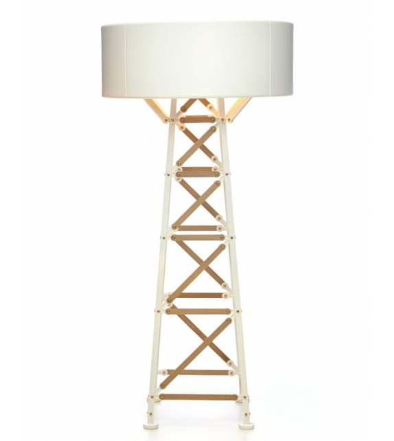 Construction Lampadaire Moooi